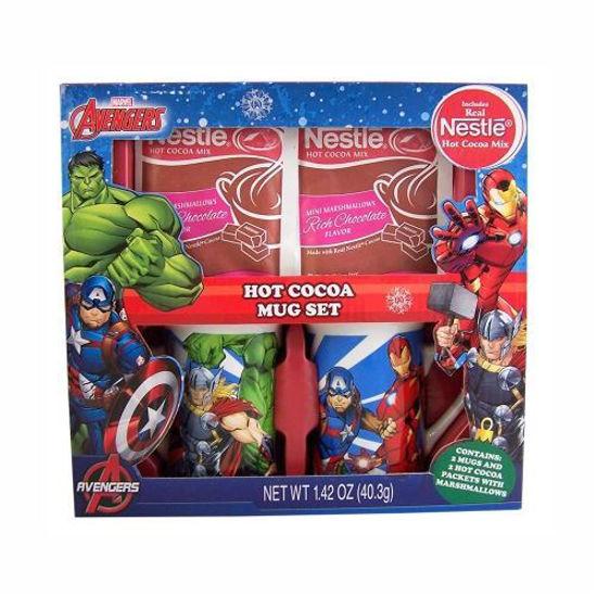 Avengers Hot Cocoa Mug Set - 2Pc
