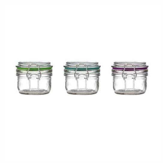 Pfaltzgraff Basics Food Storage Jars-4Oz