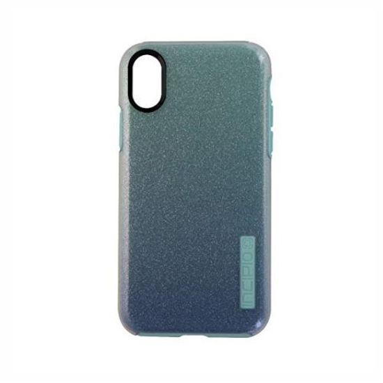 Incipio Design Iphone X/Xs Case- Mint Glitter