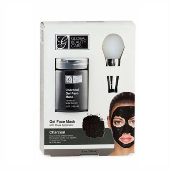 Global Beauty Care Gel  Mask 50Ml - Charcoal