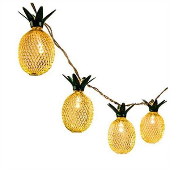 Pineapple Led String Lights-10 Lights