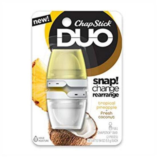 Chapstick Duo Coconut 5.5G