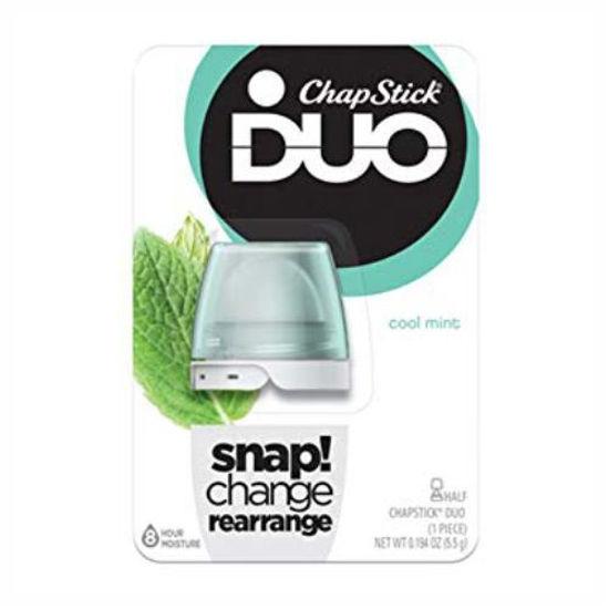 Chapstick Duo Cool Mint 5.5G