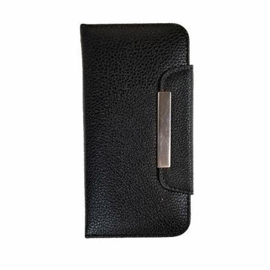 Xtreme Classic Folio Wallet Case F/Iphone 6/6S Plus (Black)