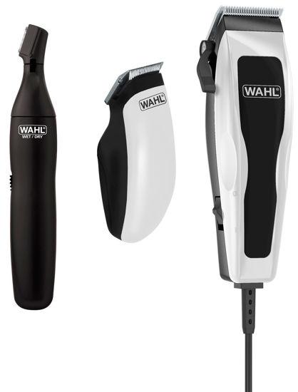 Wahl 3107 Home Barber Kit-23Pc