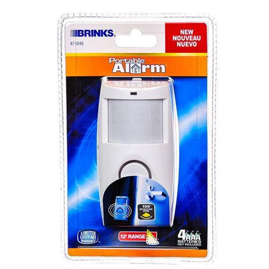 Portable Infrared Alarm