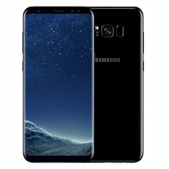 Samsung Galaxy S8+ 64Gb Unlocked Android Smartphone - Black