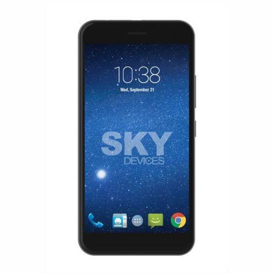 "Sky Elite 5.0L+ 5"" 16Gb Android 6 Smartphone - Gunmetal"