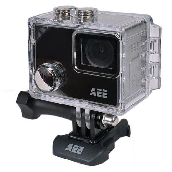 "AEE LYFE S91B 4K ACTION CAM W/1.8""/16MP/SLOMO"