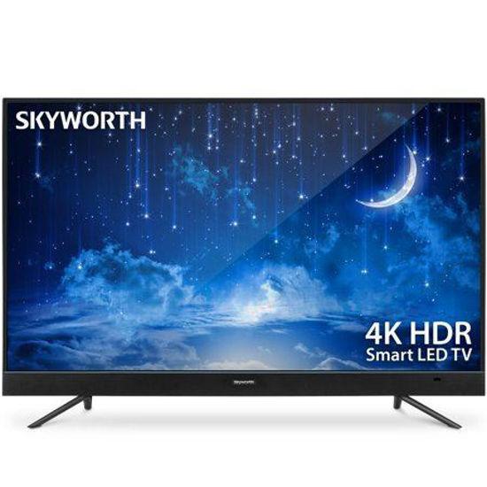 "Skyworth 55U5200 55"" 4K Uhd Hdr Smart Android Tv"