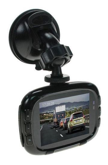 """Yada 1080 Hd Dash Cam W/ 2.7"""" Screen"""