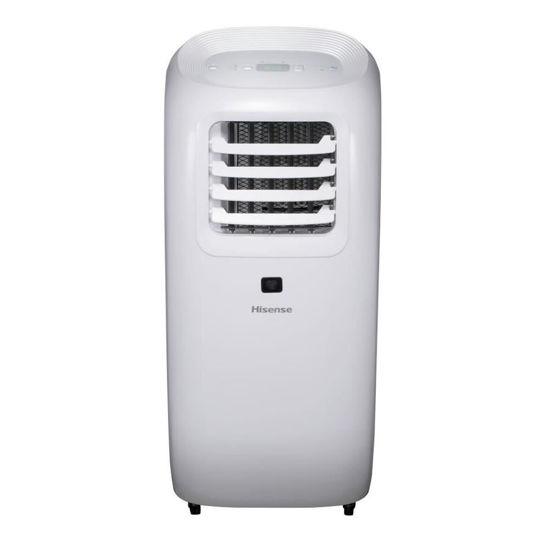 Hisense Ap08cr 8000 Btu 3In1 Portable A/C, White