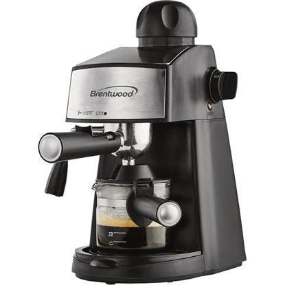 Brentwood Espresso/Coffee Maker - Black