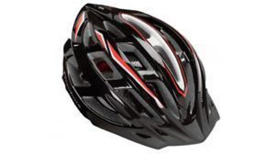 Giordano Adult Bike Helmet - Black