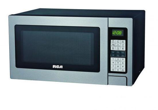 Rca Rmw1324 1.3 Cu. Ft. Grill Microwave,Ss