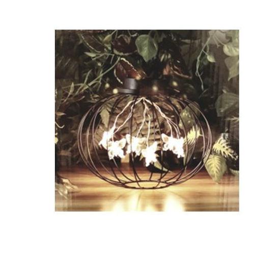 Westinghouse Solar Butterfly Lantern-Black