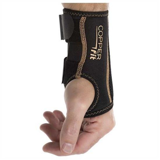 Copper Fit Wrist Relief Compression  Rhand-L/Xl