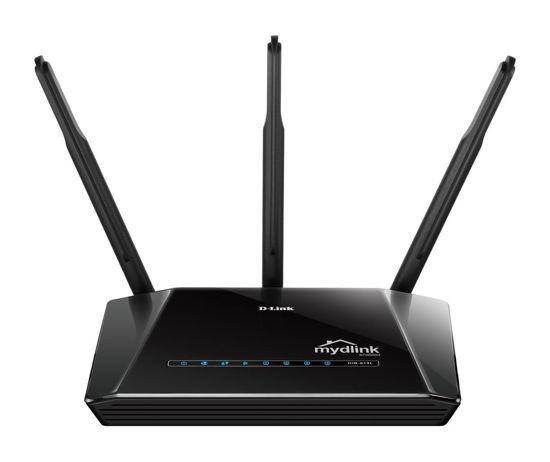 D-Link Dir-619L N300 4Pt Wireless Cloud Router