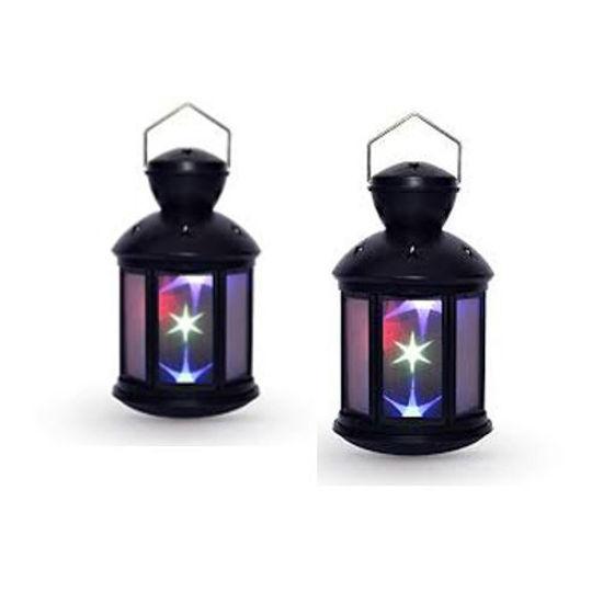 Gigalumi 2-Pack Led Portable Lantern Lights