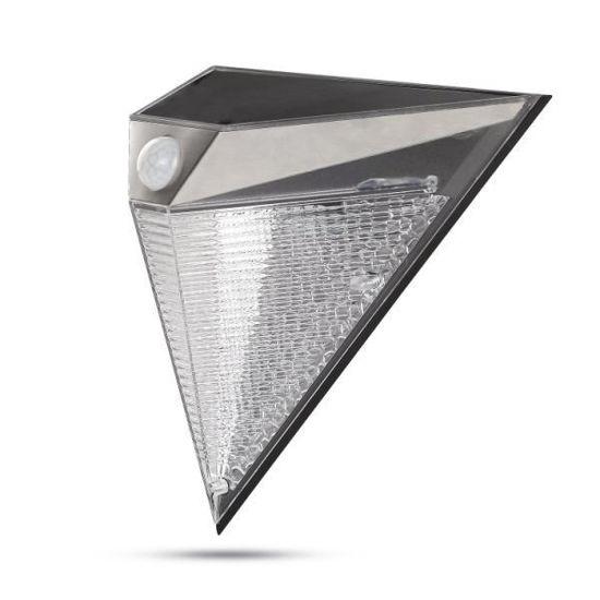 Gigalumi 3-Side Illumination Solar Security Light