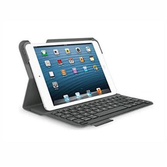 Logitech Ultrathin Keyboard Folio F/Ipad Mini 1/2/3, Blk