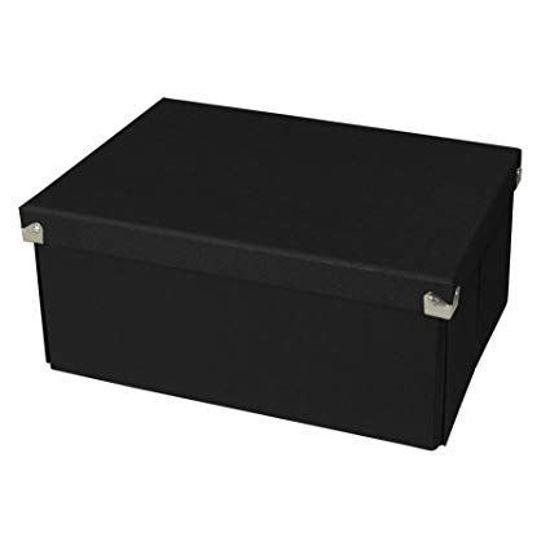 """Pop Up Rectangle Storage Box 5""""X8""""X6""""-Asst"""