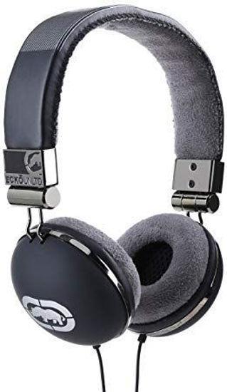 Ecko Unltd Storm Stereo Headphones W/Mic, Blk
