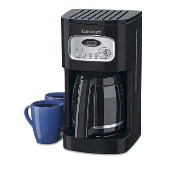 Cuisinart Dcc-1100 12-Cup Programmable Coffeemaker, Blk