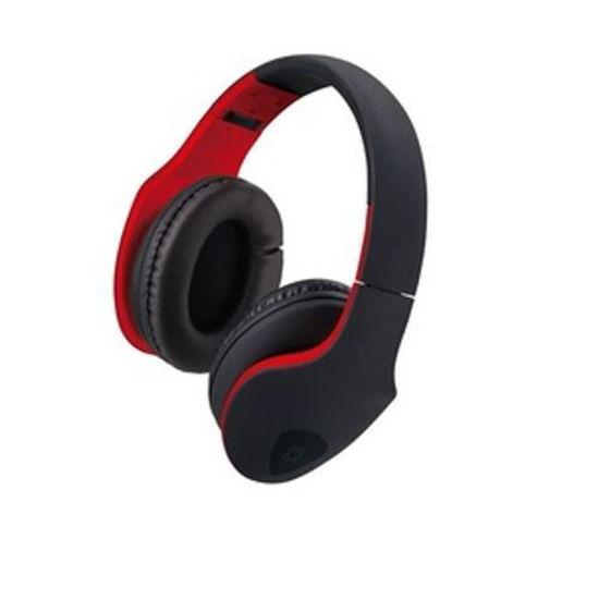 Mental Beats Xpert Pro Over-Ear Headphones, Bk/Rd