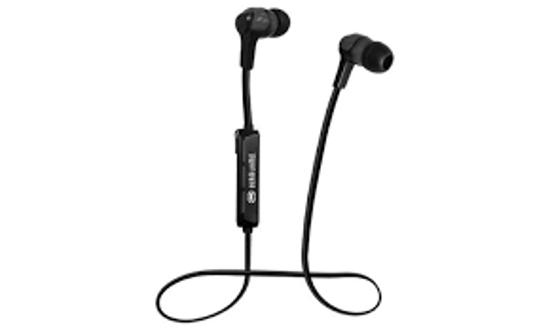 Ecko Unltd Trek Premium Bluetooth Earbuds, Blk