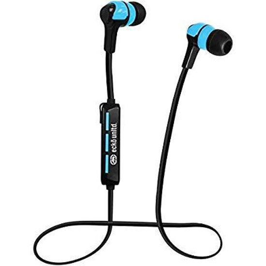 Ecko Unltd Trek Premium Bluetooth Earbuds, Blu