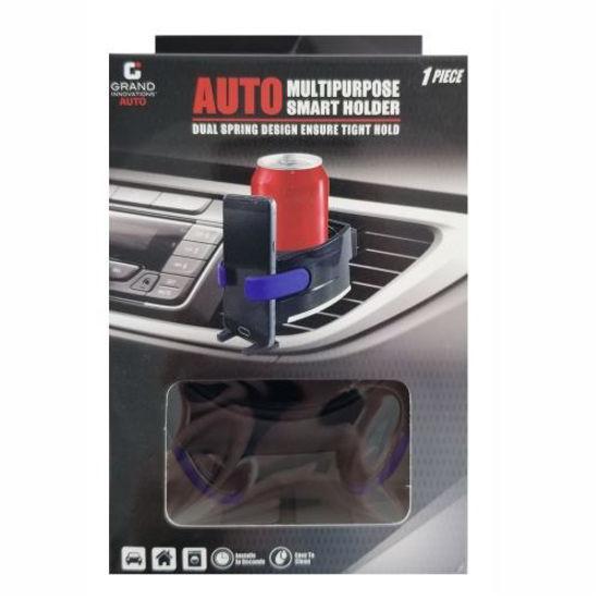Car Multipurpose Smart Cell Phone Holder