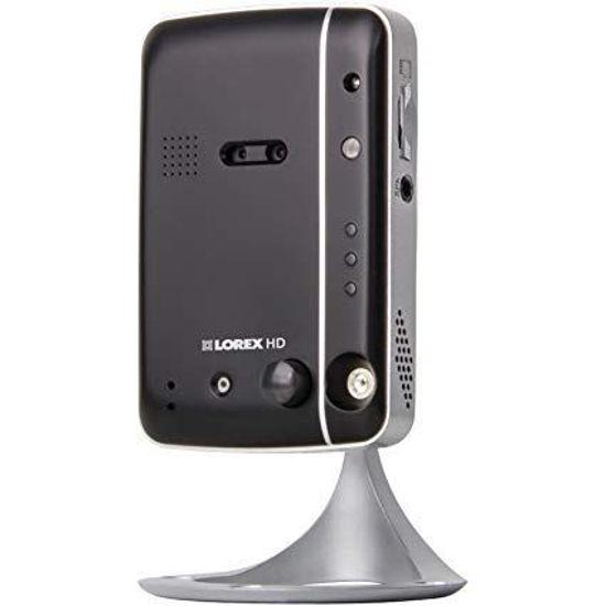 Lorex Lnc204 720P Wireless Dual Lens Ip Network Cam