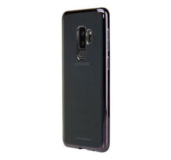Viva Madrid-Metalico Flex-Galaxy S9-Black