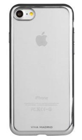 Viva Madrid-Metalico Flex For Iphone 7/8-Silver