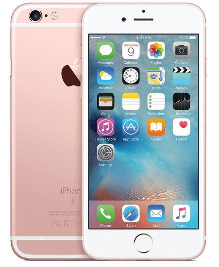 "Apple Iphone 6S 64Gb ""B"" Unlocked Smartphone-Rose Gold"