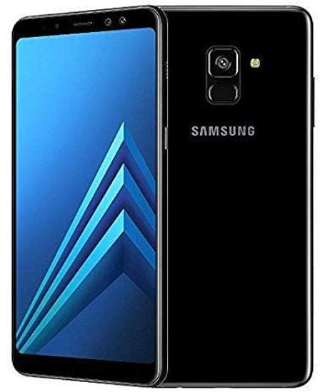 """Samsung Galaxy A8 """"B"""" 32Gb Unlocked Smartphone (Black)"""