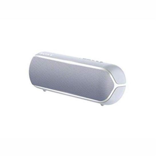 Sony Srs-Xb22 Water/Dustproof Prt.Bt/Nfc Spkr, White