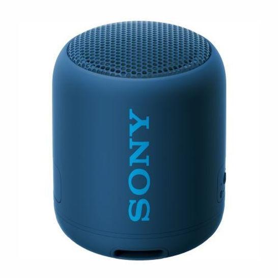 Sony Xb12 Water/Dustproof Prt.Bluetooth Spkr, Blu