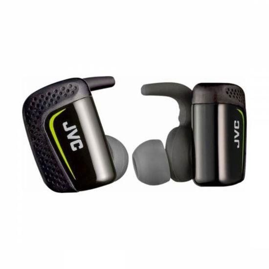 Jvc Ha-Et90bt True Wireless Bt Sport Earbuds, Blk