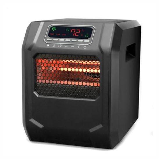 Warm Living Infrared 6 Element Quartz Heater 1500W