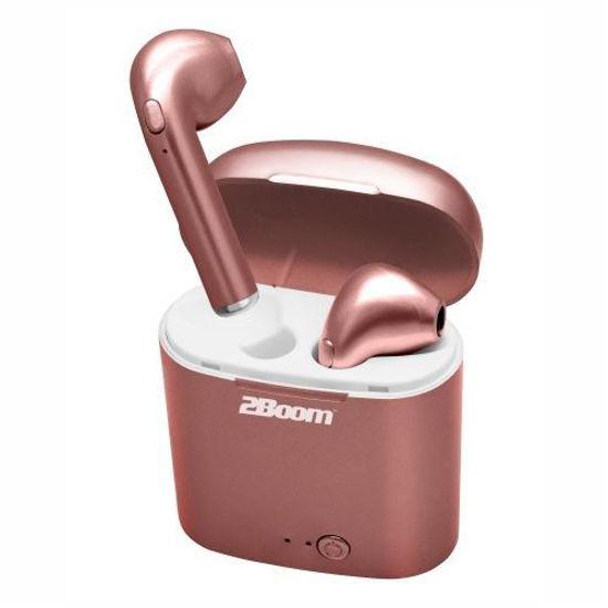 2Boom Roam Air True Wireless Bt Earbuds, R.Gold