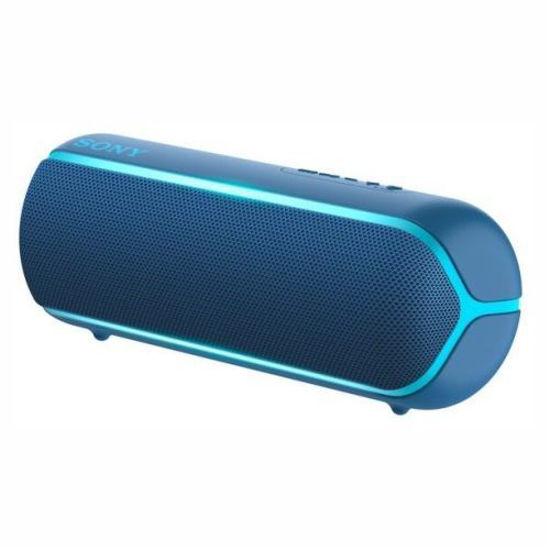 Sony Srs-Xb22 Water/Dustproof Prt.Bt/Nfc Spkr, Blue