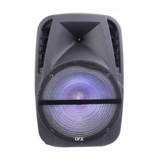 "Qfx Bf120 12"" Tws Ready Rchrg. Bluetooth Pa Speaker"