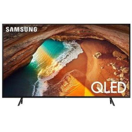 "Samsung Qn65q65fnfxza 65"" 4K Uhd Hdr Smart Qled Tv"