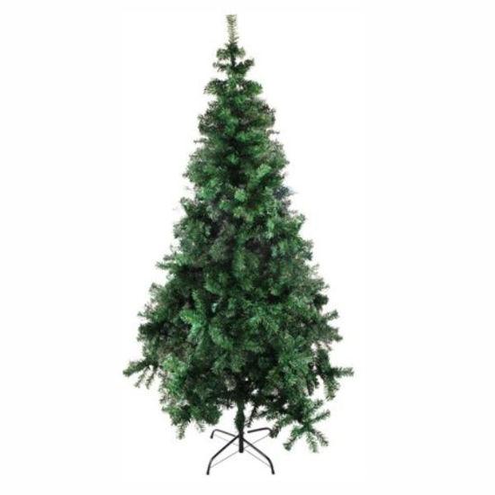 6' 800 Tip Artifical Christmas Tree- Green