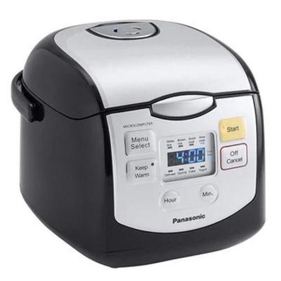 Panasonic Sr-Zc075w 4-Cup Microcomputer Rice Cooker