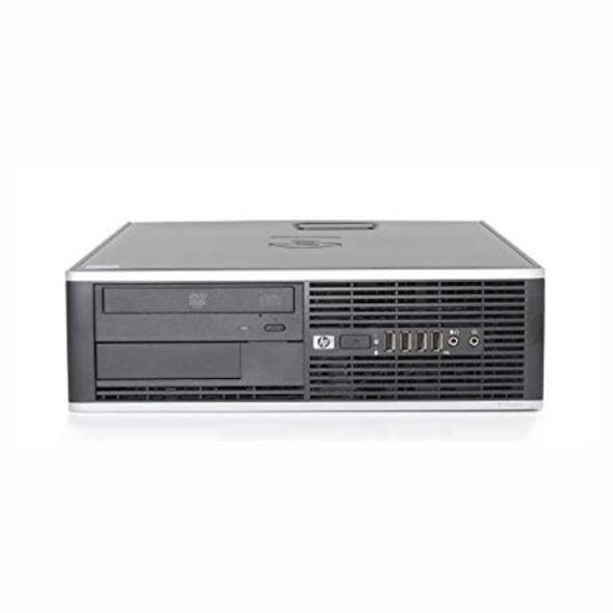 Hp 6000 Sff C2d E7600 3.0 Dc 4Gb/500Gb/Dvd/W10h/K/M