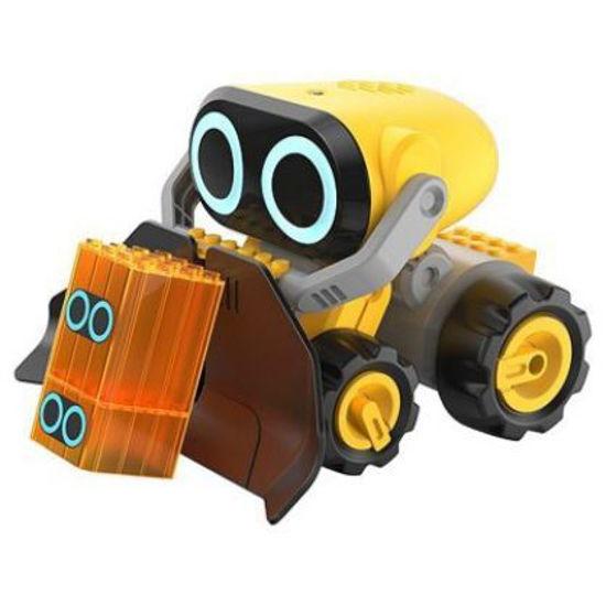Wowwee Joe Plow Botsquad Robot Toy