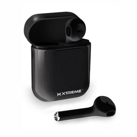 Xtreme Aero Buds True Wireless Bt Earbuds, Black